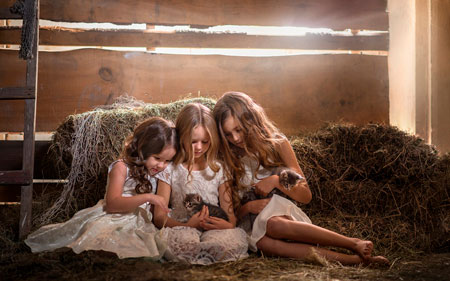 психологические особенности воспитания девочек