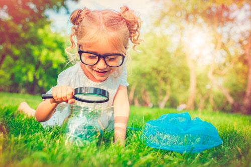 Красивые стихи про лето для детей 4-5 лет