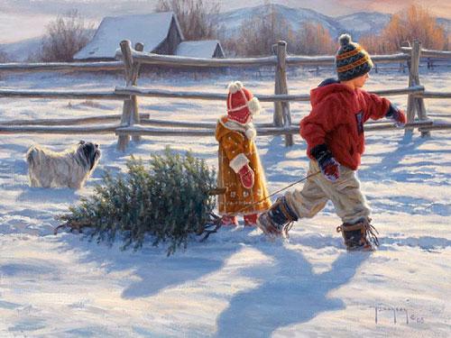 Стихи про месяца года для детей дошкольного возраста: декабрь