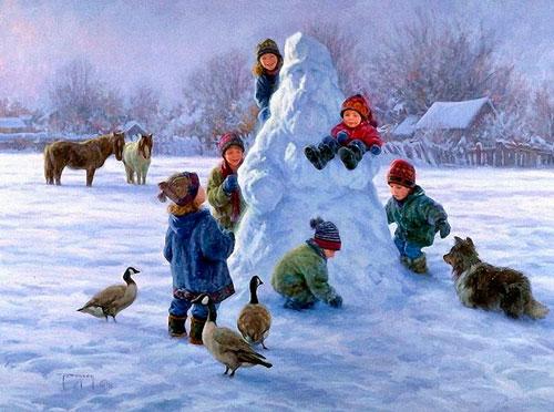Стихи про месяца года для детей дошкольного возраста: январь