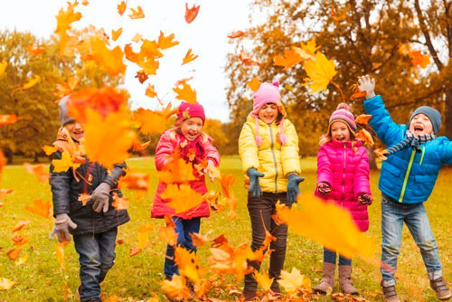 Стихи про осень для детей начальной школы1-2 класс