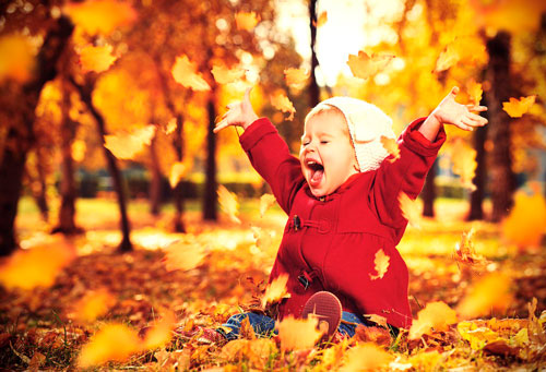 Стихи про осень для детского сада