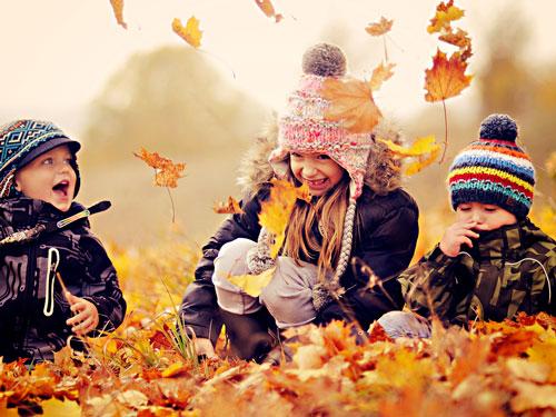 Стихи про осень для детей начальной школы 1 класс