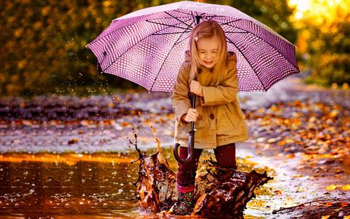 Осенние стихи для детей