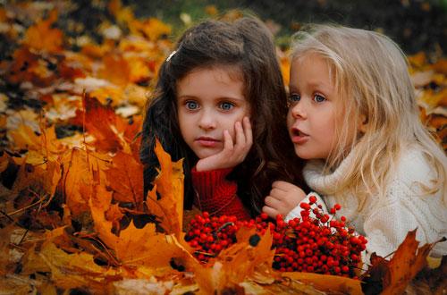 Короткие стихи про осень для детей 5-7 лет