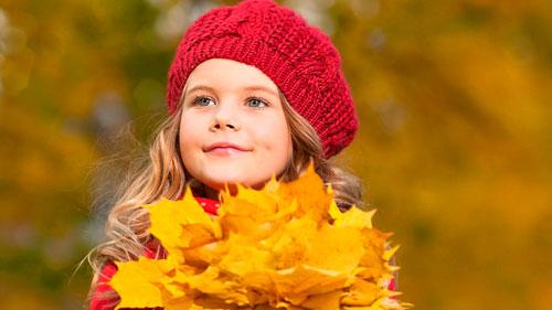 Стихи про осень для детей 4 лет