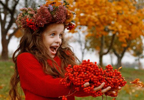 Осенние стихи для детей 7-9 лет