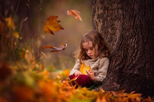 Красивые стихи про осень русских поэтов для детей 5-7 лет