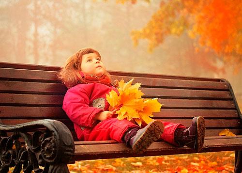 Короткие стихи про осень для детей 4-6 лет