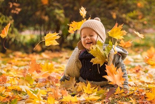 Осенние стихи для детей 6-7 лет