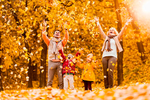 Красивые стихи про осень для старшеклассников