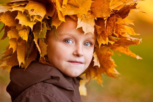 Короткие стихи про осень для детей 4-7 лет