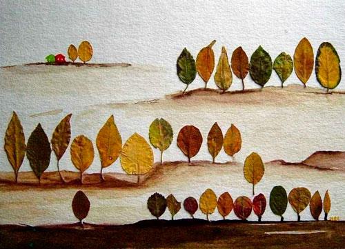 """Детские поделки своими руками тема """"Осень"""": 200 супер идей"""